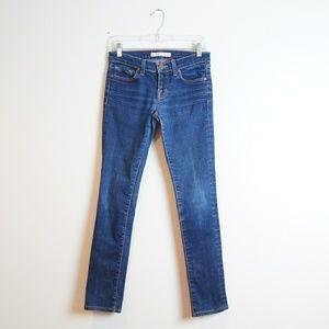 J BRAND | Petite Pencil Leg Skinny Jeans